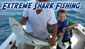 Shark Fishing Beaufort NC, Morehead City NC, Atlantic Beach NC